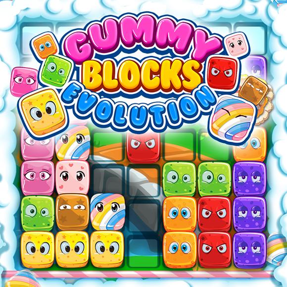 Gummy Blocks Evolution