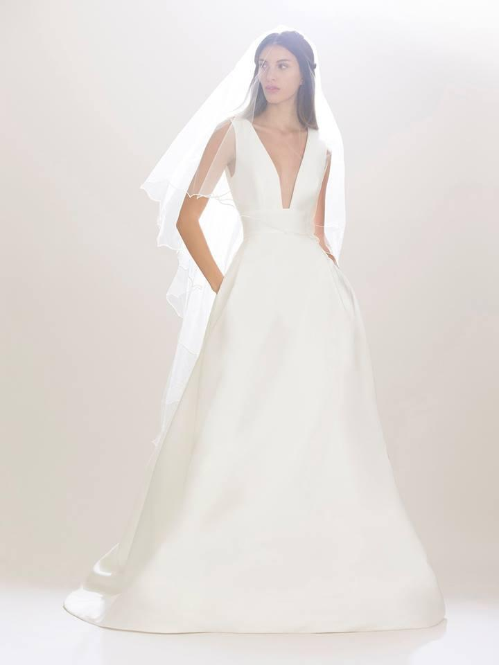 Carolina Herrera, Zuhair Murad, Oscar de la Renta - projektanci sukien ślubnych