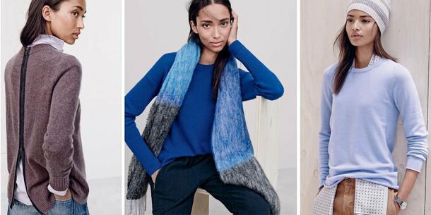 Malaika Firth i Anais Mali dają lekcję stylu w swetrach J.Crew