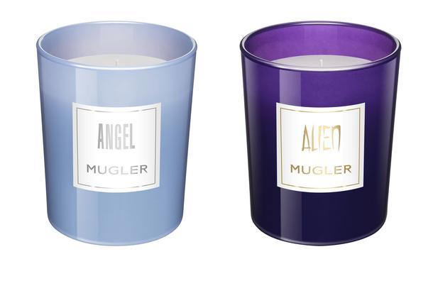 Świece od Thierry'ego Muglera
