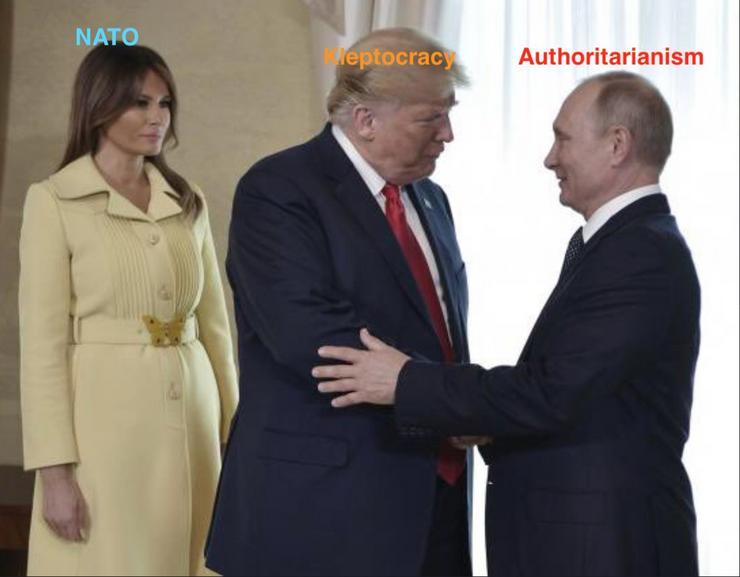 Az internet nem kímélte Trumpot /Fotó:-Twitter