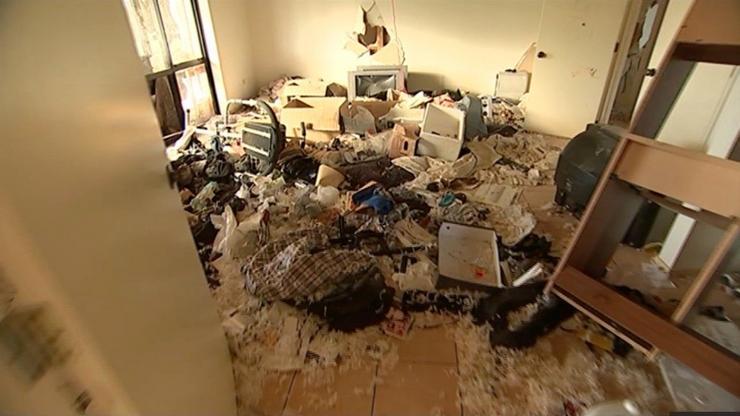 Szerinte egy szekta lakhatta le az ingatlant /Fotó: Profimedia-RedDot