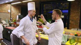 Nie każdy umie i lubi gotować. Czy w takim razie ma szansę na pracę u Mateusza Gesslera?