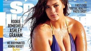 """Trzy gorące okładki """"Sports Illustrated"""". Na jednej z nich modelka plus size"""