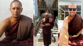 Jedz, módl się i medytuj. Jak Polak został mnichem w Tajlandii