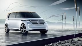 Elektryczny Volkswagen w Paryżu