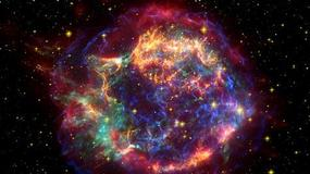 Nasz Układ Słoneczny dziełem Supernowej?