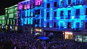 Rozbłyśnie całe miasto – Festiwal Światła rusza już dziś wieczorem