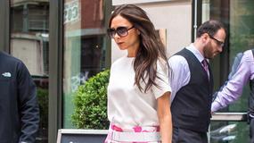 Victoria Beckham w za dużych butach