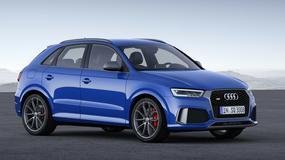 Audi RS Q3 Performance - jeszcze więcej mocy