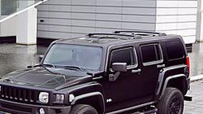 Hummer H3 Black Edition – ekskluzywna seria dla Europy