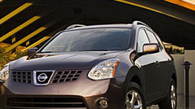 Nissan Rogue: mały i tani crossover
