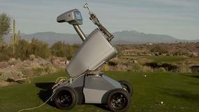 Robot LDRIC zawstydził golfistów
