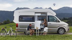 Volkswagen California XXL – kamper na miarę XXI wieku