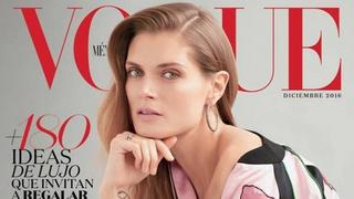 """Zachwycająca Małgosia Bela na nowej okładce """"Vogue"""""""
