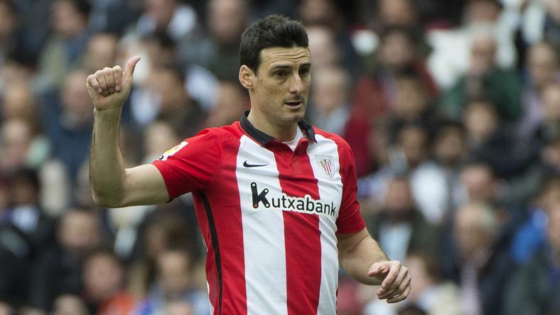Aduriz az Athletic Bilbao futballistája /Fotó: AFP