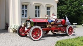 Classica Mierzęcin: pałac, winnica i zabytkowe auta