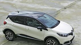Renault Captur: Clio w wersji SUV