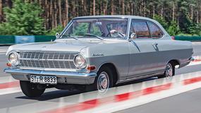 Opel Rekord 6 Coupe - Opel z ambicjami