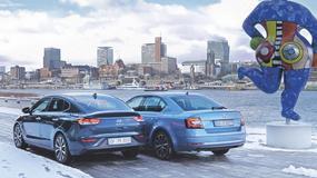Hyundai i30 Fastback vs Skoda Octavia - liftback czyli, sposób na praktyczne nadwozie