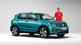 Volkswagen T-Cross kontra… Volkswagen T-Roc