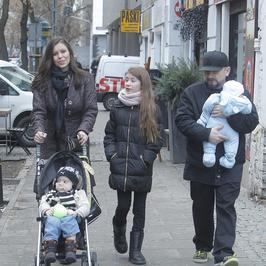 Liroy pokazał swoją rodzinę
