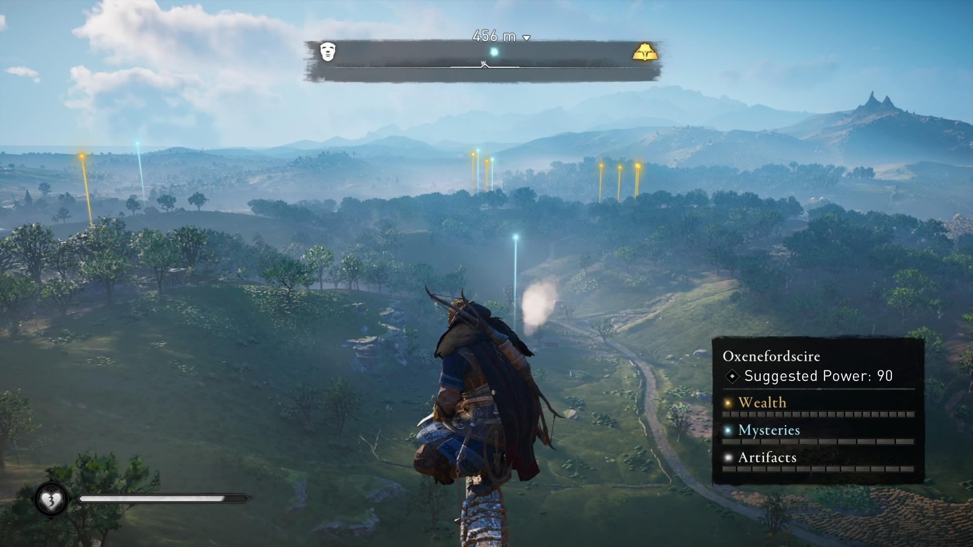 V Assassin's Creed Valhalla je stále čo robiť. Pobyt v hre nás nenudil ani po desiatkach hodín.
