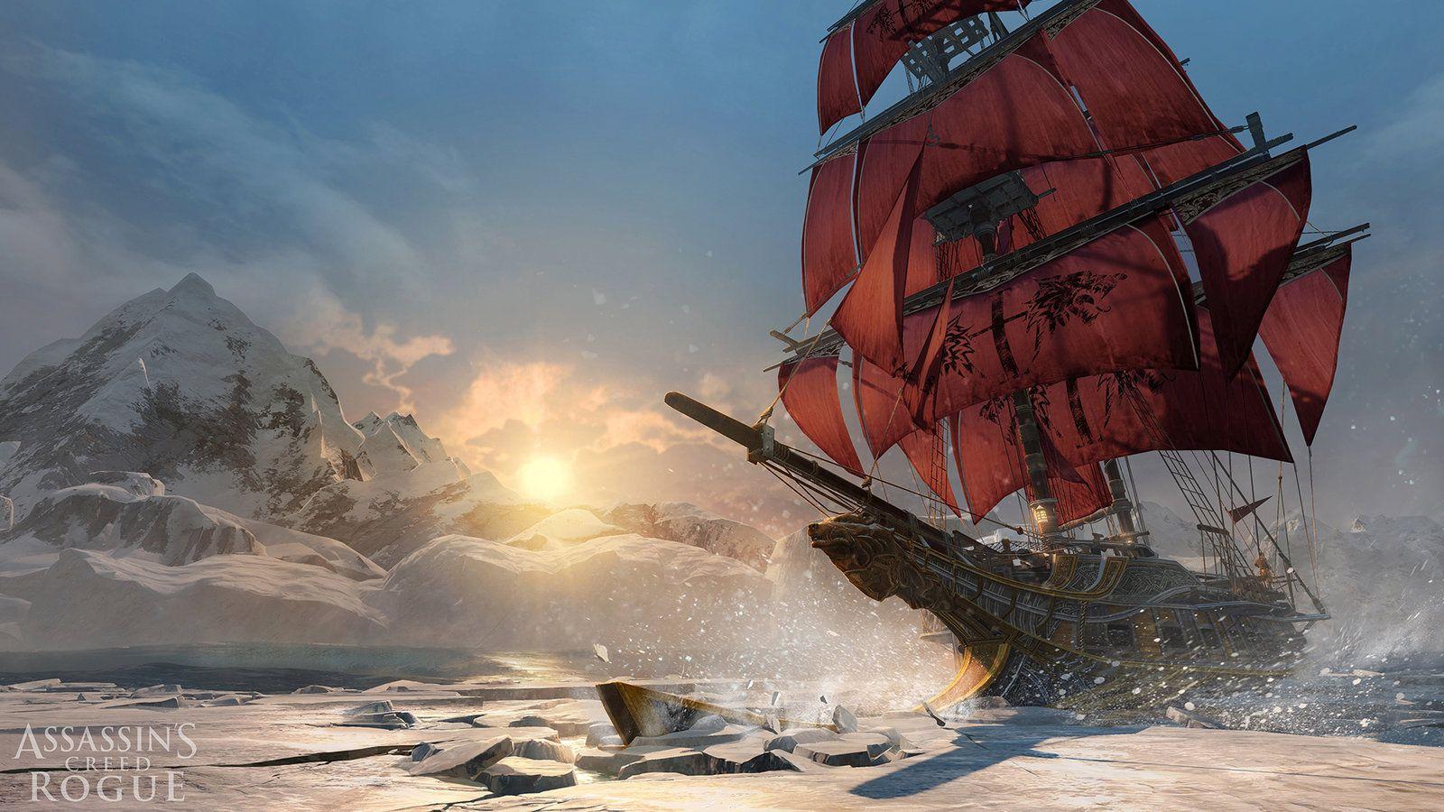 Bez potrebnej úpravy lode ľad neprerazíte (zdroj: