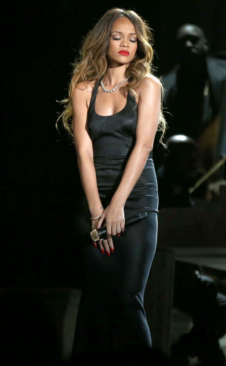 Rihanna na rozdaniu Grammy