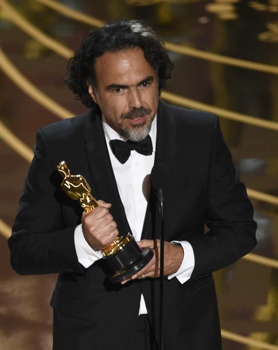 Alejandro González Iñárritu A visszatérő rendezőjeként lett a legjobb/Fotó: MTI