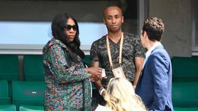 Serena Williams z coraz większym brzuszkiem