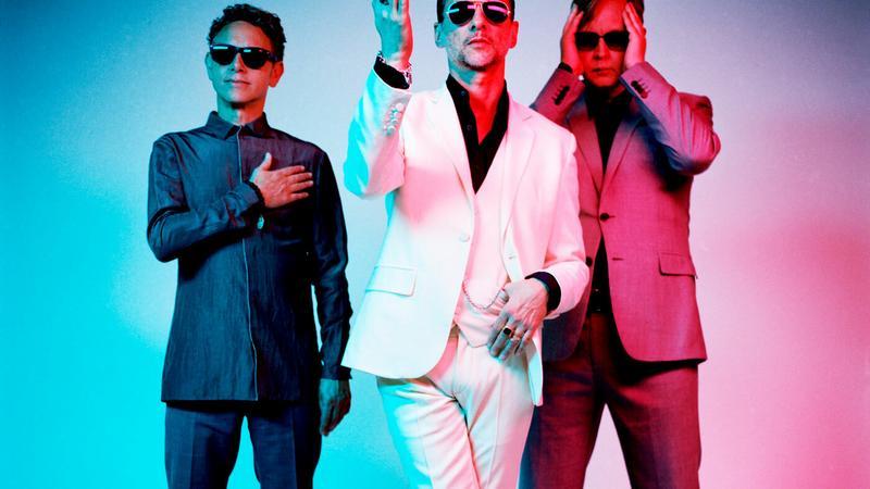 Depeche Mode (fot. mat. prasowe)