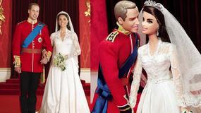 Książę William i księżna Catherine jako lalki Barbie