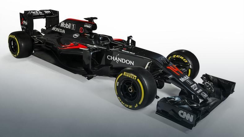 Mclaren przedstawił bolid na nowy sezon F1