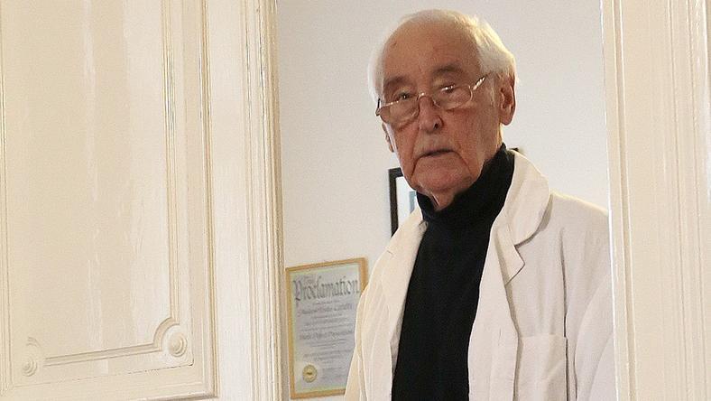 Dr. Czeizel tavaly augusztusban, 80 éves korában hunyt el /Fotó: RAS Archívum