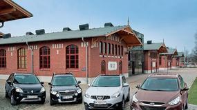 Alternatywy cztery: Renault Koleos kontra Skoda Yeti, Nissan Qashqai i Hyundai ix35
