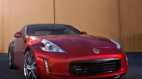 Nissan 370Z z nową twarzą