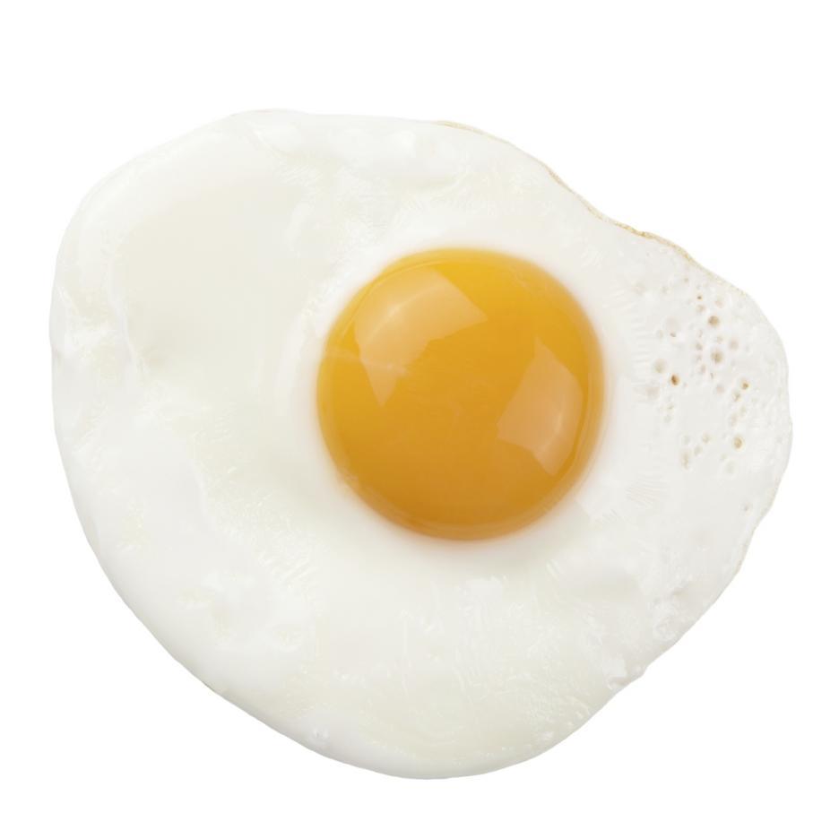 W roli  głównej... jajko