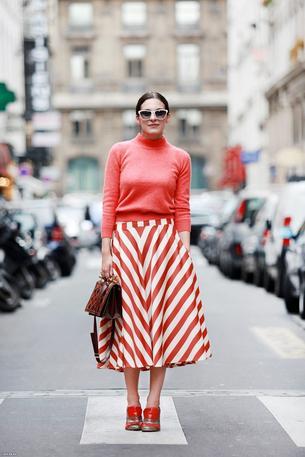 Moda powraca: rozkloszowane spódnice w stylu retro