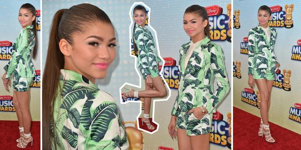 Best Look: Zendaya w Juicy Couture