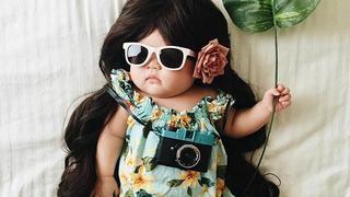 4-miesięczna Joey Marie podbija Instagram