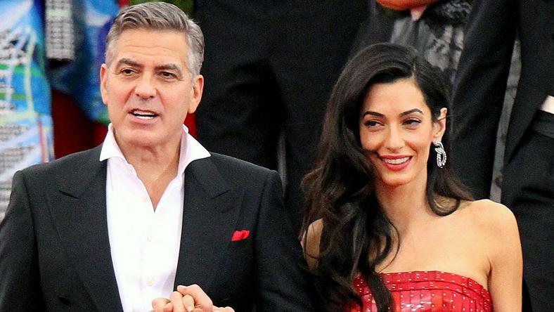 George Clooney 2014-ben vette feleségül Amalt /Fotó: Northfoto