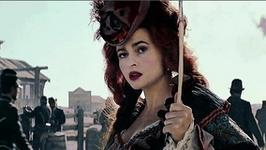 """""""Jeździec znikąd"""": Helena Bonham Carter, jakiej jeszcze nie widzieliście…"""