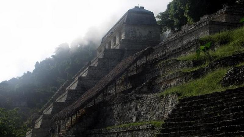 Galeria Meksyk - Palenque - zaginione miasto Majów, obrazek 1