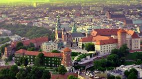 Polska - Balonem nad Krakowem