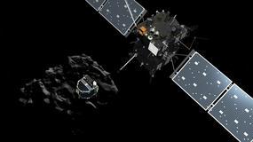 Lądownik Philae ponownie zamilkł