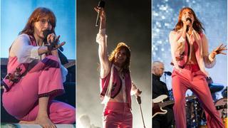 Best Look: Florence Welch na festiwalu Opener