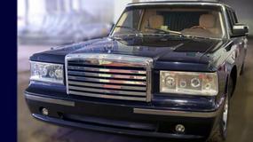 Tajemnicza limuzyna Putina wystawiona na sprzedaż