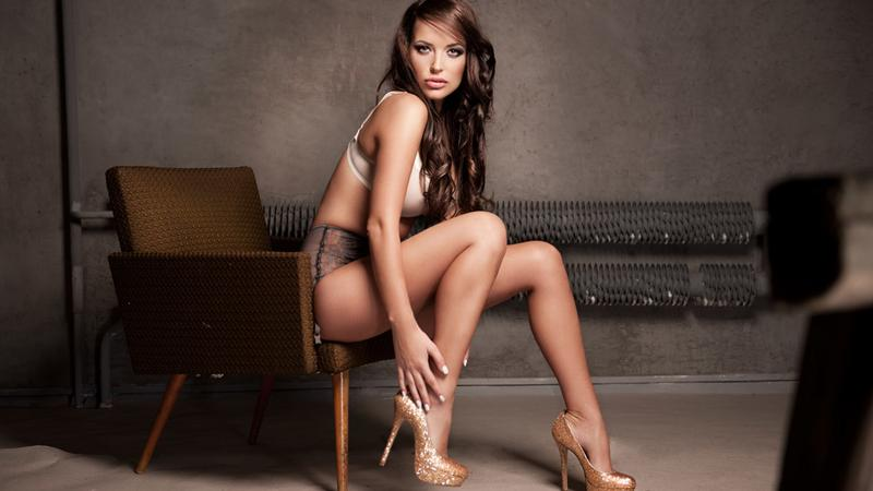 Magdalena Godlewska, fot. arch. modelki