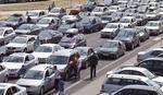 Najveća zadržavanja na Horgošu, na izlaz se čeka pet sati